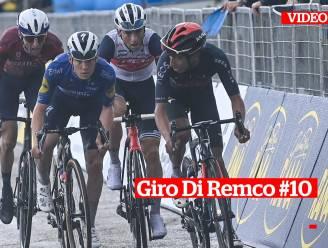 """Giro Di Remco #10. Evenepoel tankt vertrouwen in eerste week: """"Hij en Bernal steken op dit moment boven de rest uit"""""""