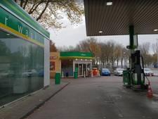 Tankstation Nieuw-West overvallen