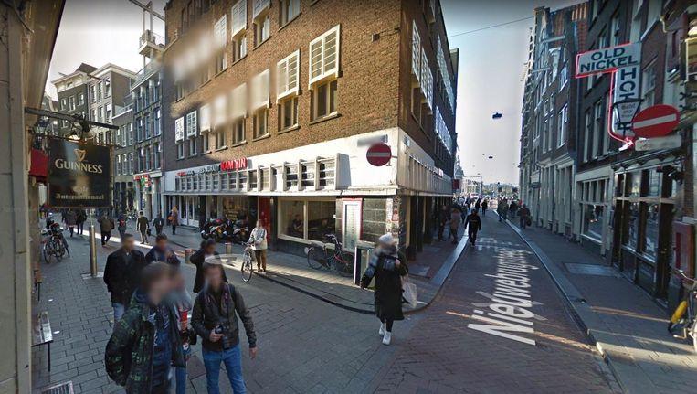Het is nog onduidelijk wanneer Kam Yin weer open gaat. Beeld Google Streetview