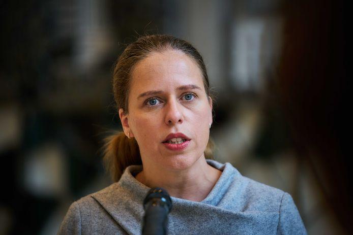 Minister Carola Schouten (Landbouw).
