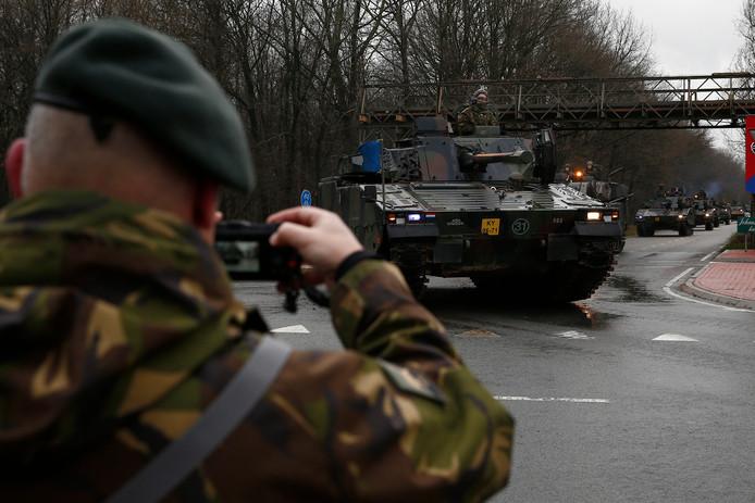 De afgelopen drie maanden maakten 55 militairen melding van wantoestanden in het leger.