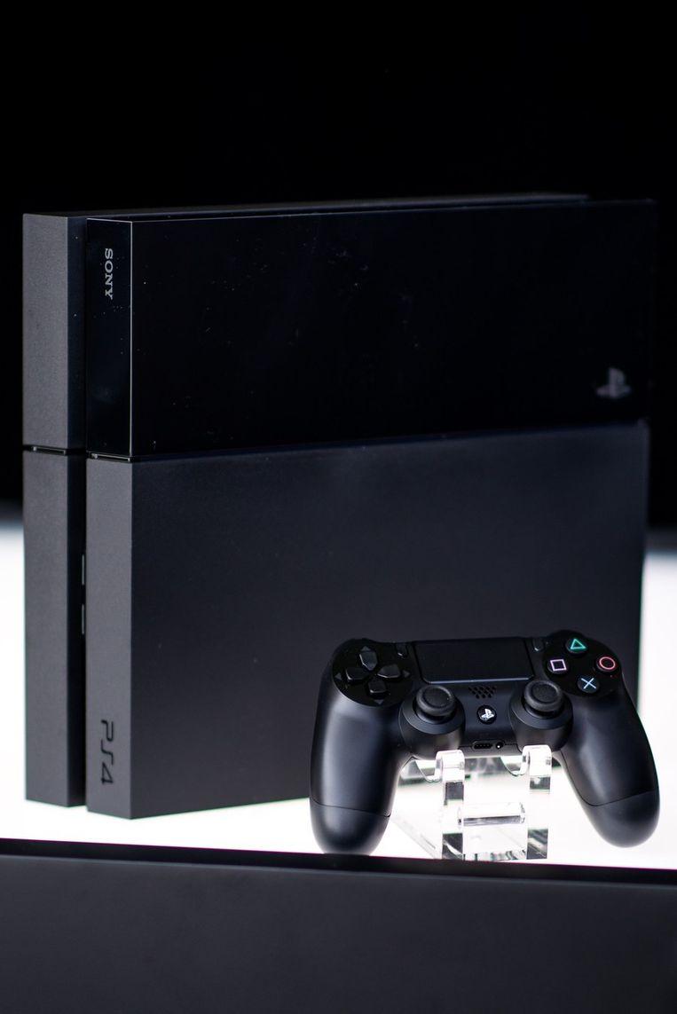 De nieuwe PlayStation. Beeld AFP