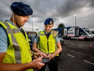 Coronacontrole bij Belgische grens: geen waarschuwing maar direct boete