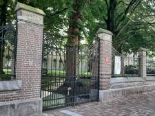 Museum respecteert besluit voor niet slopen van het monumentale hek, maar nieuwe planning volgt snel