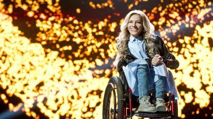 Geweigerde Russische deelneemster nu wél naar Songfestival