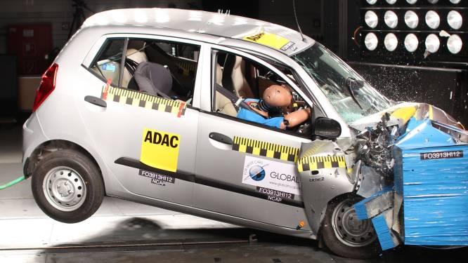 Dit automerk vertelt artsen straks direct na crashes welke verwondingen inzittenden hebben