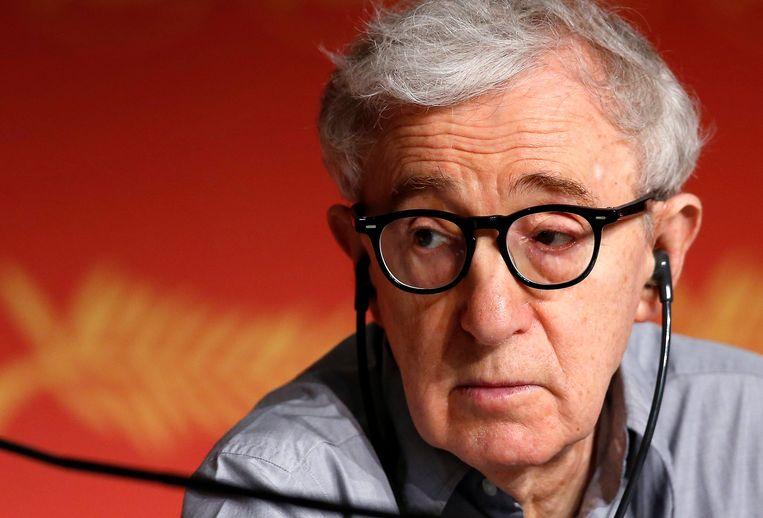Verschillende actrices nemen openlijk afstand van Woody Allen, nu hernieuwde beschuldigingen over misbruik hem mee in het #MeToo-bad trekken. Beeld EPA