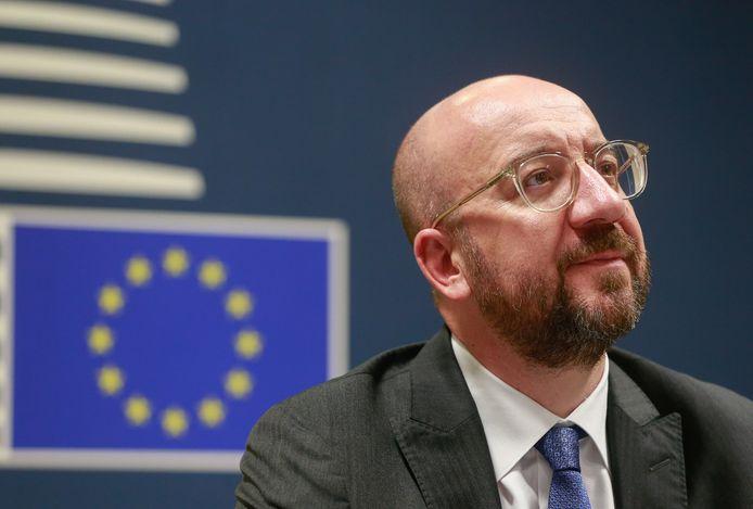 EU-president Charles Michel