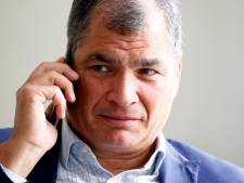 Acht jaar cel voor in België woonachtige ex-president van Ecuador