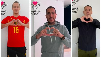 Broers Hazard tonen hun hart voor hulpactie Bayat