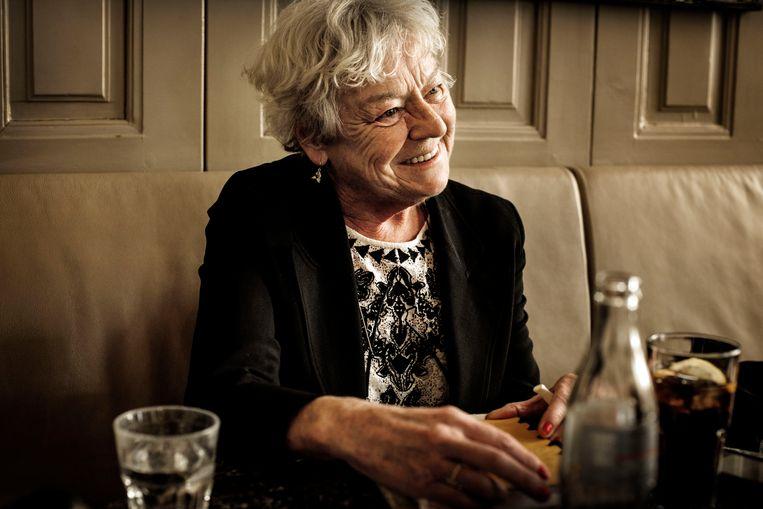 Oprichter van het Kunstenfestivaldesarts Frie Leysen, in 2014. Zij wordt dit jaar herdacht. Beeld Eric de Mildt