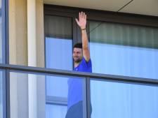 Australiërs verbijsterd over wereldvreemde tennissers: 'Balkon van Djoko is groter dan mijn kamer'