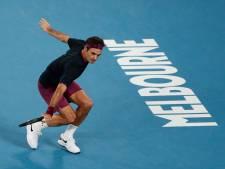"""Roger Federer plus """"Fedexpress"""" que jamais au 2e tour"""
