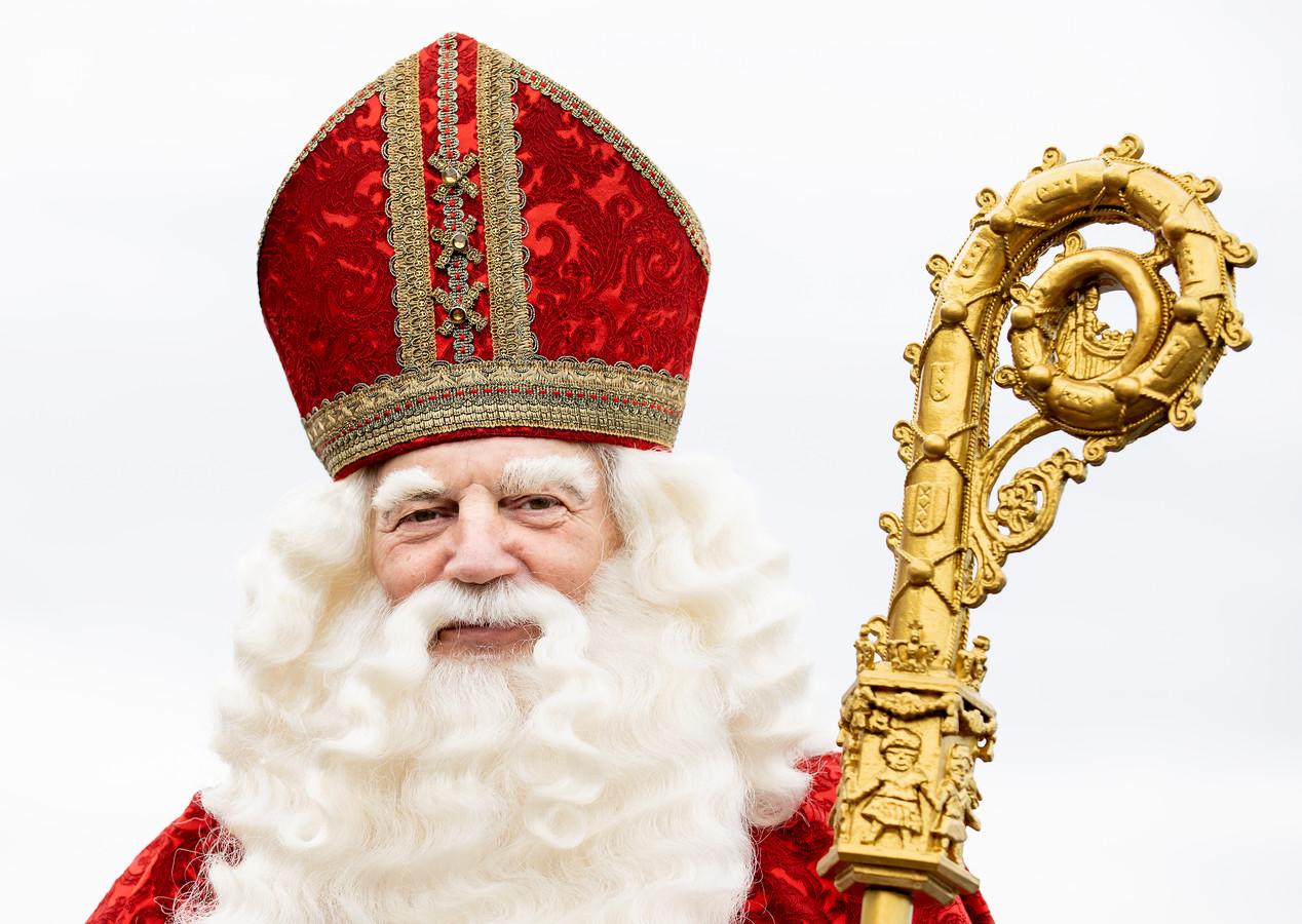 Sinterklaas. ANP KOEN VAN WEEL