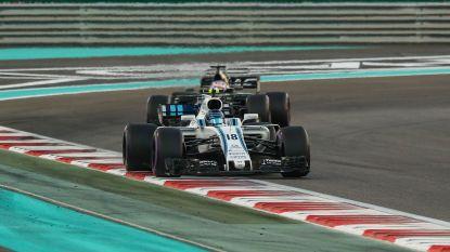 Williams maakt ploegmaat van Stroll pas in 2018 bekend