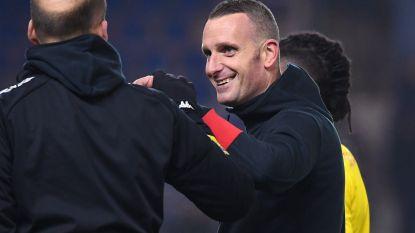 """Hayen week langer coach bij STVV: """"Ik leg mezelf geen extra druk op"""""""