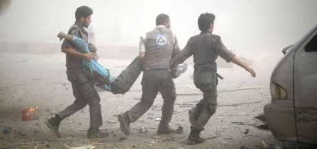 """Raid de l'aviation syrienne: """"Un massacre délibéré"""""""