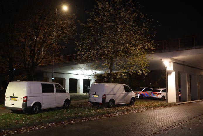 Er was dinsdagavond veel politie op de been nadat een dode man was aangetroffen in Oirschot.