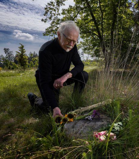 Natuurbegraafplaats Schoorsveld biedt eeuwige rust; 'Waar zetten we ons tentje op?'