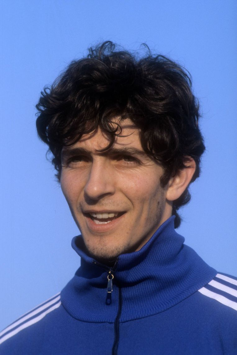 Paolo Rossi.  Beeld BSR Agency