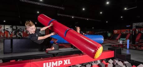 Forse vertraging Jump XL Halsteren