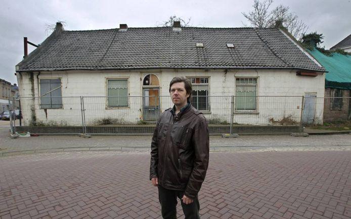 Jan Kouwenberg. foto Jurriaan Balke