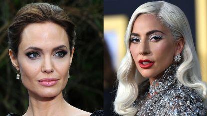 Lady Gaga en Angelina Jolie vechten om rol van Cleopatra in nieuwe film