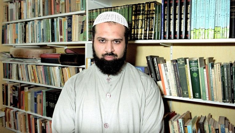 Abdullah Haselhoef Beeld Archieffoto ANP