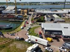 Drietal opgepakt bij drugslab Werkendam: 'Verdachte vluchtte weg door in het water te springen'