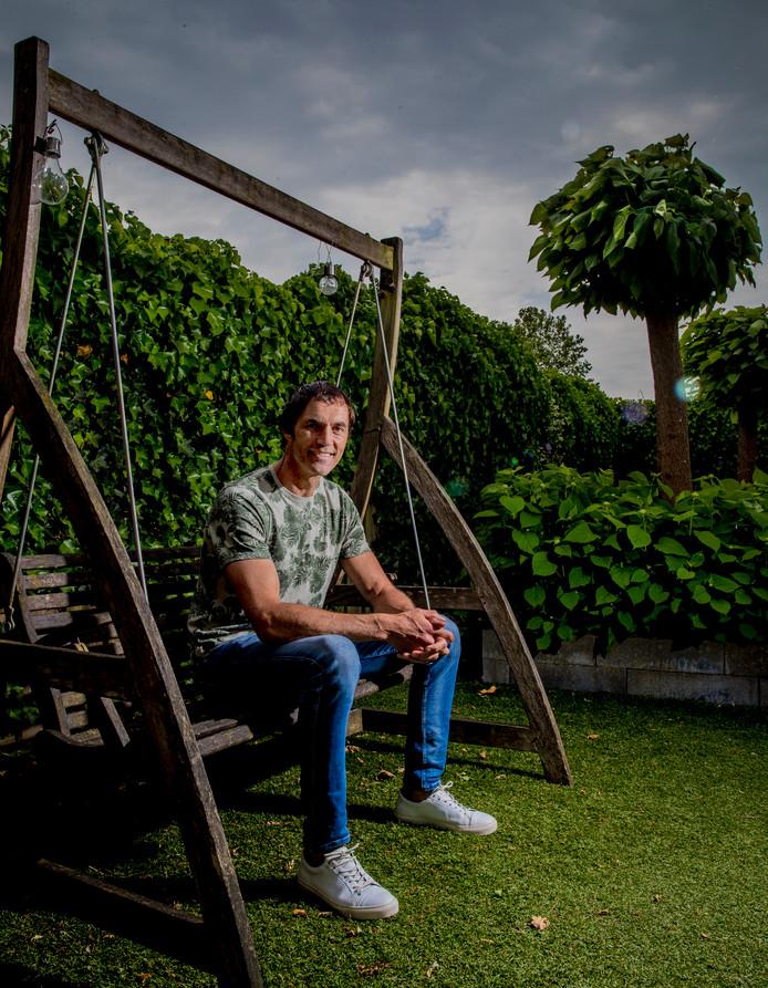 Raimond van der Gouw beleeft goede herinneringen aan zijn tijd in Manchester. Hij won toen  onder meer de Champions League na een krankzinnige slotfase in de finale tegen Bayern München.