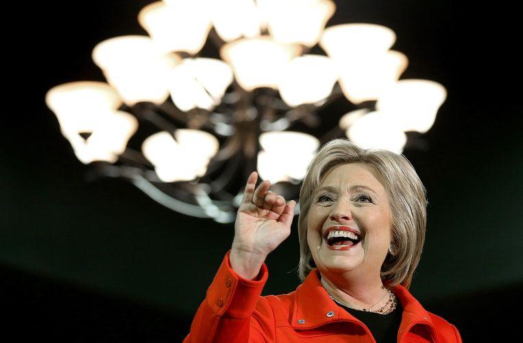 Hillary Clinton, Democraat:
