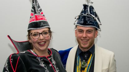 Prinses Shauni I en keizer Roy I: getrouwd koppel leidt carnaval in Steendorp