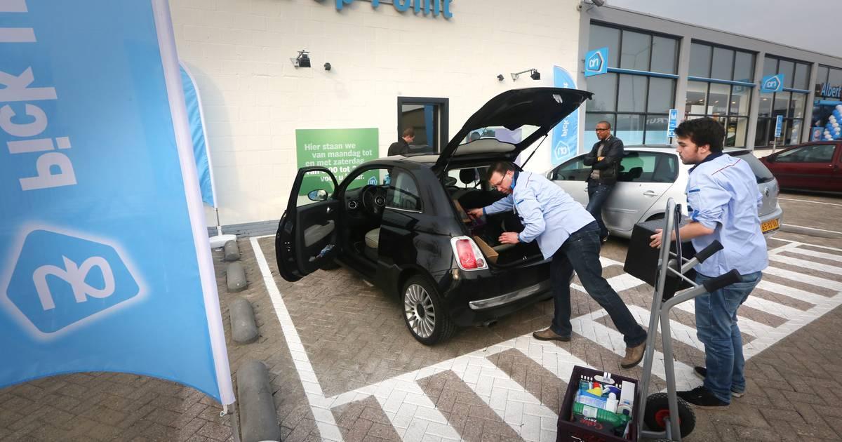 AH's en Jumbo's in Breda worden pickup-point lokale winkeliers: 'We wilden eens een keer niet concurreren' - BN DeStem