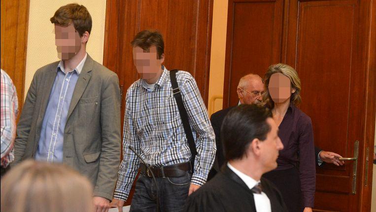 Bettina Van Berckelaer (51), Davy De Bakker (30) en Remco Van Dijk (40) worden beschuldigd van doodslag op Renate Jonkers.