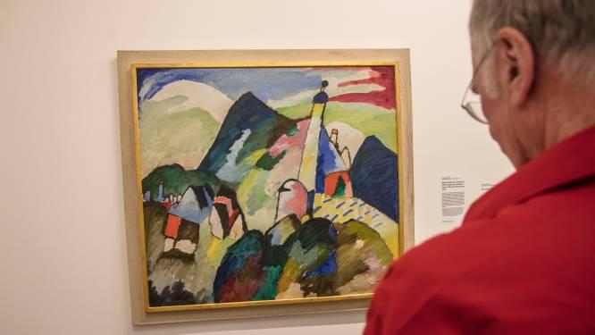 Kandinsky in Van Abbemuseum wellicht toch niet rechtmatig van gemeente Eindhoven