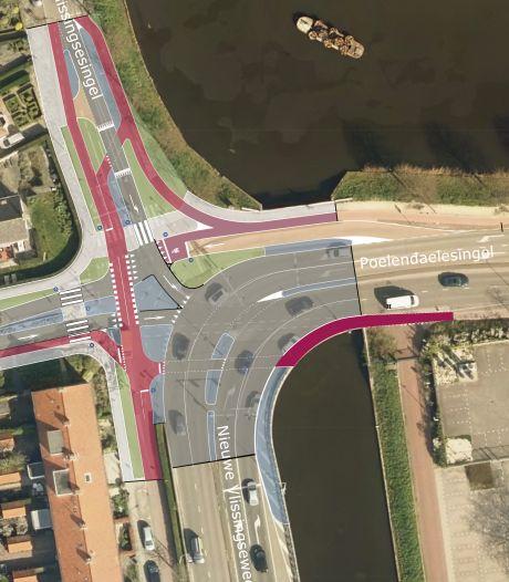 Kruispunt in Middelburg is vol botsende belangen