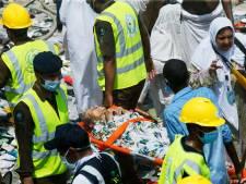 Zeker 717 mensen dood door gedrang in bedevaart Mekka