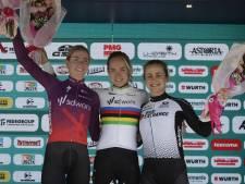 Ploeg Van der Breggen domineert Giro: 'Iedereen wil in het spoor van Anna doorgaan met winnen'