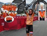 Gouden nacht Nederland: Van Vleuten en roeiers van dubbelvier slaan toe met olympische titels