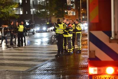 Nieuwe beelden doorrijder  Nieuwe Prinsenkade Breda: in auto zaten twee personen