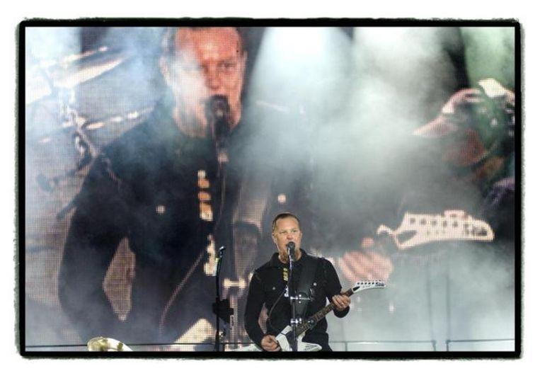 Metallica Beeld UNKNOWN