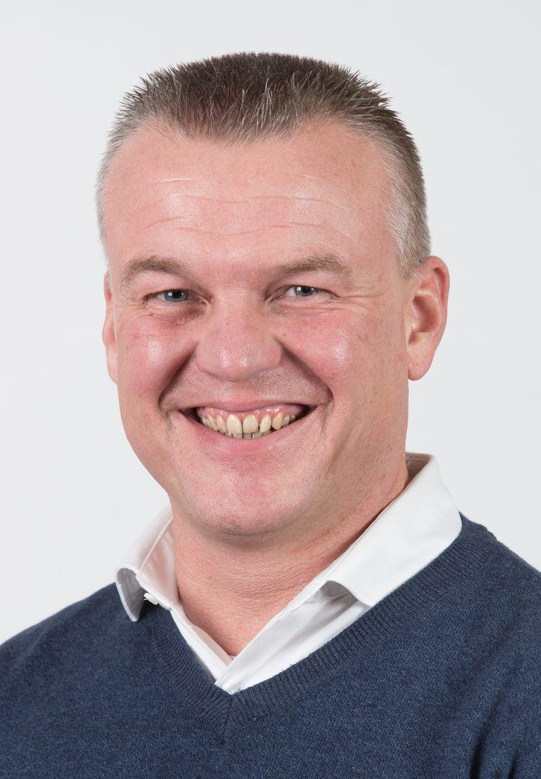 Koen van den Bosch: 'In het worstcasescenario zit de reissector pas tegen 2027 weer op het niveau van 2019.' Beeld BELGA