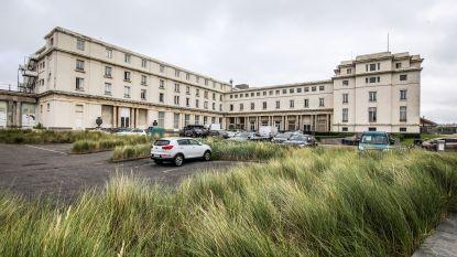 Vlaamse Regering wijst Thermae Palace in Oostende aan geen enkele kandidaat toe
