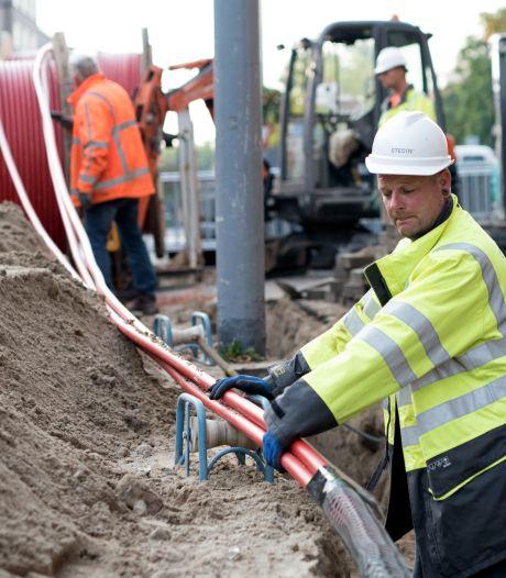 Rotterdam koopt voor maximaal 100 miljoen euro aandelen van netbeheerder Stedin