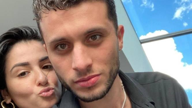 """Vriendin van 'Temptation'-gezicht Karim plots overleden: """"Ik ben gebroken"""""""