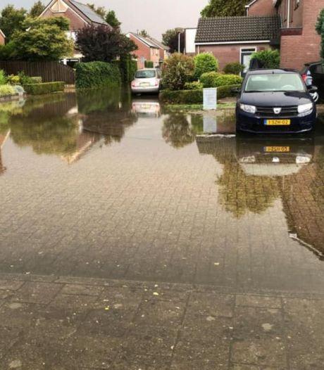 Wadi's in Wierden opdat inwoners droge voeten houden bij stortbuien