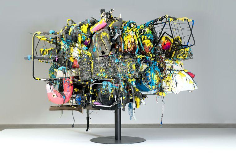 In het kader van het allereerste Amsterdam Art Gallery Weekend openen 26 Amsterdamse galeries hun deuren. Beeld