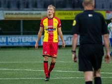 Spits Jordie van der Laan duikt op bij Juliana'31 en scoort hattrick tegen De Bataven