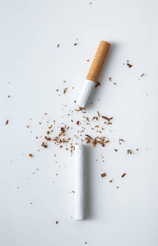 Roken wordt in het onderwijs aan banden gelegd.