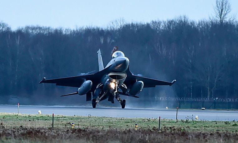 Constructeur Lockheed Martin bevestigt dat het perfect mogelijk is om de F-16's langer in dienst te houden, zonder veel extra kosten.